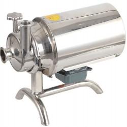 廠家生產直銷不銹鋼衛生泵,離心式飲料泵,牛奶泵,豆漿泵