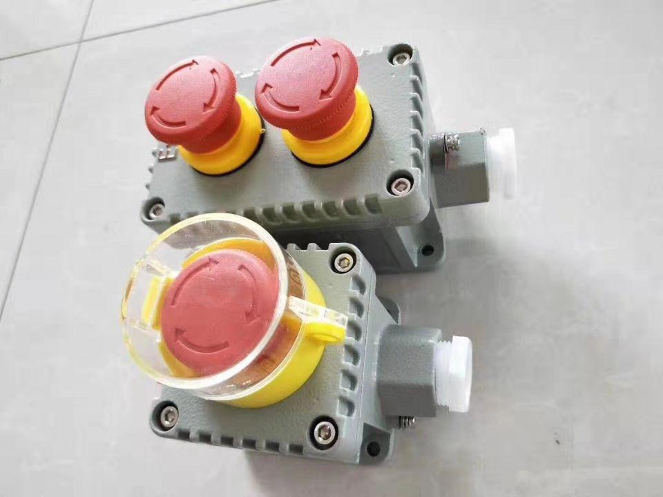防爆按鈕5821cnpa_防腐控制按鈕 防爆按鈕盒3鈕開關