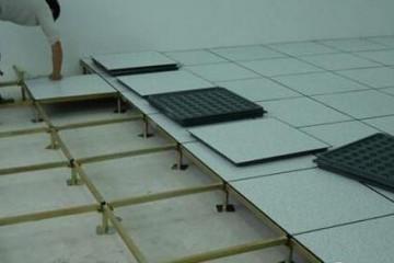 錦州防靜電地板多少錢一平方米?有哪些種類