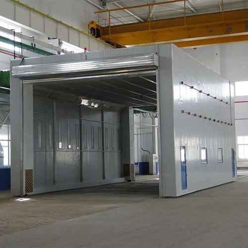 整體移動噴漆房 10米以上報價配置表